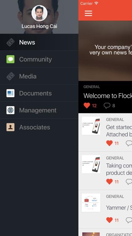 Flock - Mobile communication