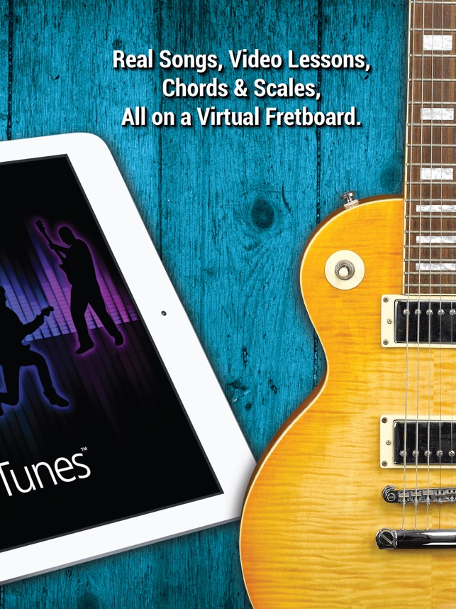 Guitar Tunes On The App Store