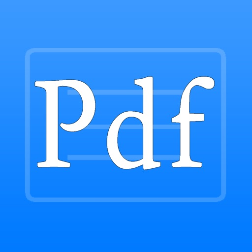 PdfConverter-picture to pdf iOS App