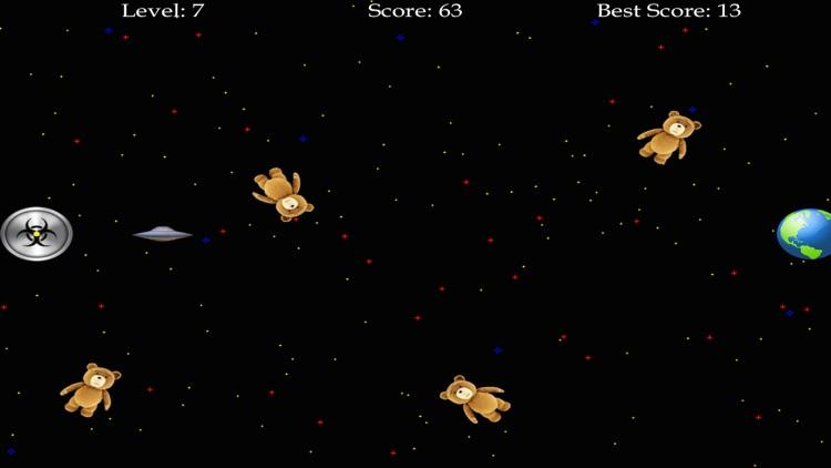 Alien UFO Attack screenshot-3