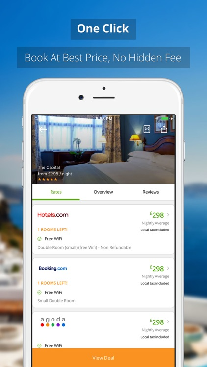 Wego Flights & Hotels screenshot-4
