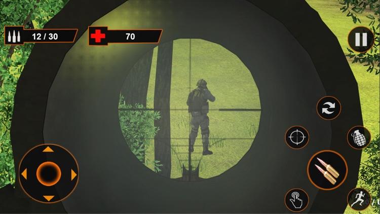 Commandos Action Shooting War