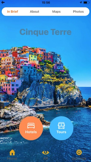 Cinque Terre Travel Guide on the App Store on