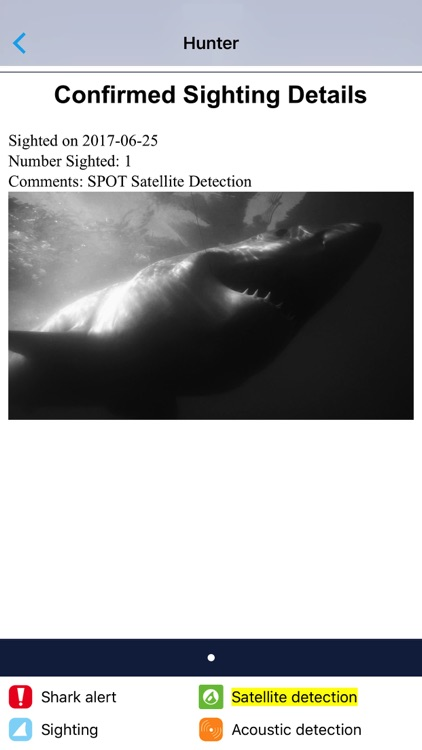 Sharktivity - White Shark Sightings screenshot-3