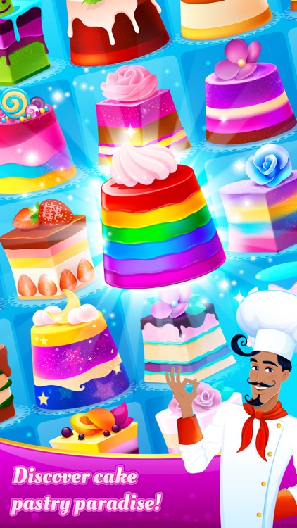 Fancy Cakes screenshot-1
