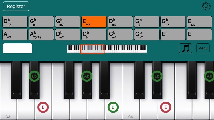 Piano Chords Master By Loop Sessionsllc