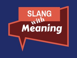 "Slang is an important source of new words for any language and this sticker app ""Slang words Sticker"" is another cool way to use slang in your iMessage conversations"