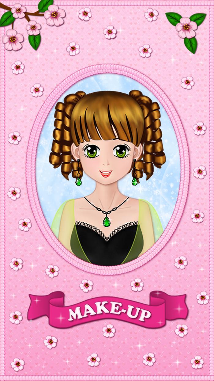 Makeup Makeover Dress Up Games Screenshot