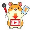 動画はむぅ 時間制限なしで動画編集アイコン