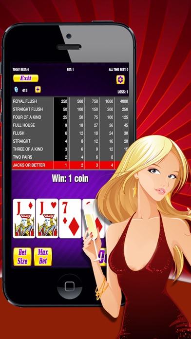 Screenshot for Adult Strip Poker in Denmark App Store