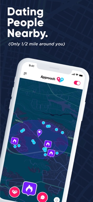Approach -Dating People Nearby on the App Store