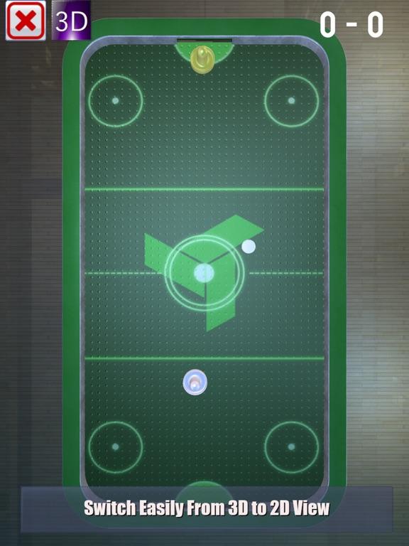 Real 3D Air Hockey Pro screenshot 6