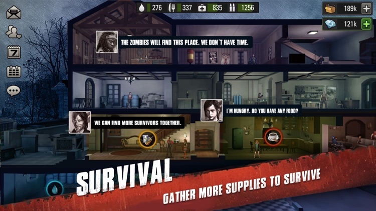 Zombie War: Apocalypse screenshot-1