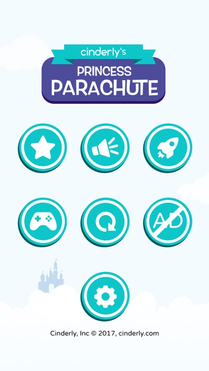 Princess Parachute screenshot-3