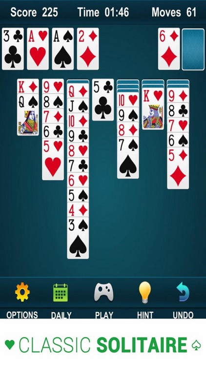 Ace Solitaire Card 18