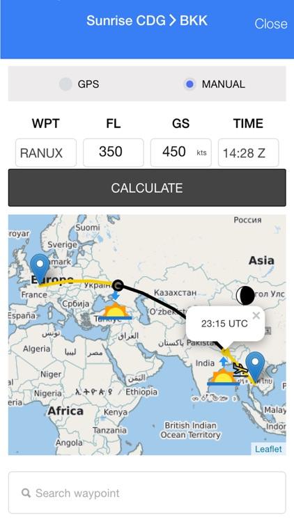 Airline Flight Log screenshot-7