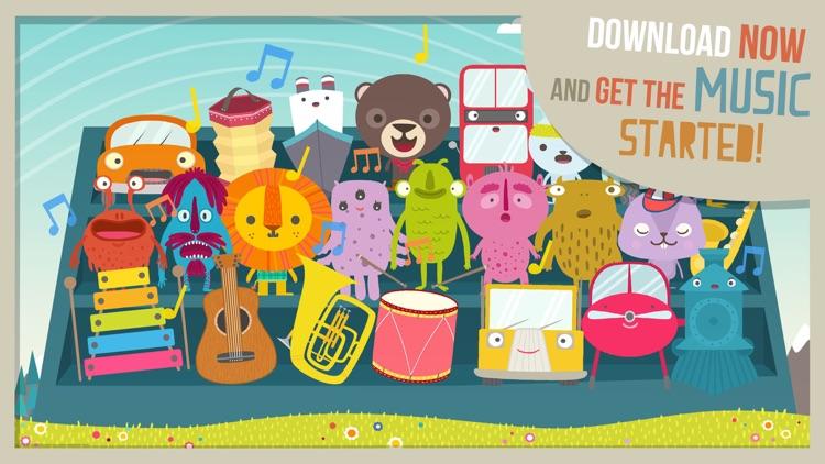 Kids Music Factory screenshot-4