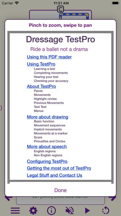 TestPro: FEI Para Dressage screenshot-7