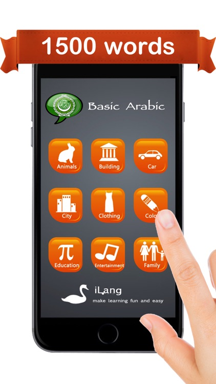 Learn Arabic™ screenshot-4