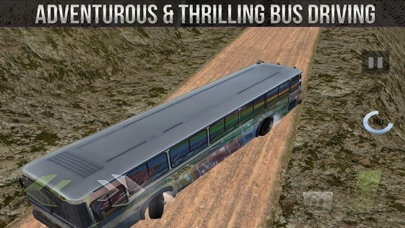 Offroad Bus Driving Skill screenshot three