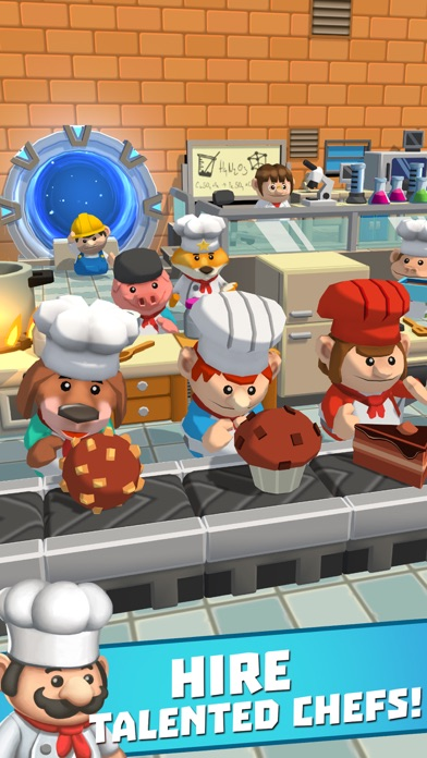 Idle Cooking Tycoon - Tap Chef Screenshot 5