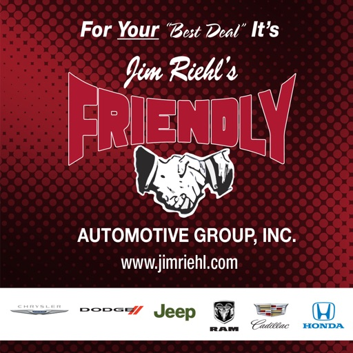 Friendly Automotive Group iOS App