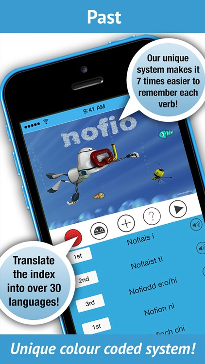 Learn Welsh Verbs - LearnBots screenshot-3