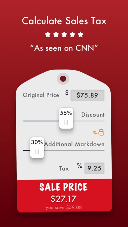 Sale Price Discount Calculator screenshot-1