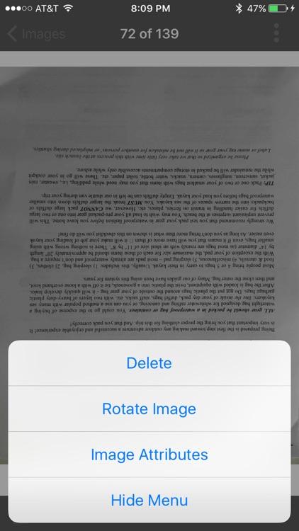 PDF-It Doc Scanner & Converter screenshot-3