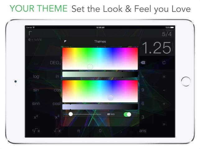 CALC Smart Screenshot