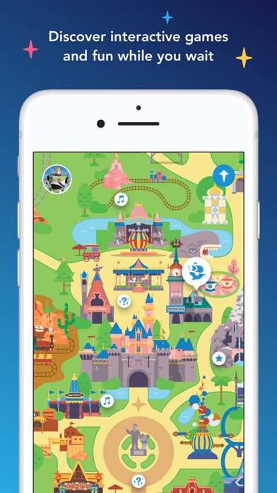 Play Disney Parks for Windows