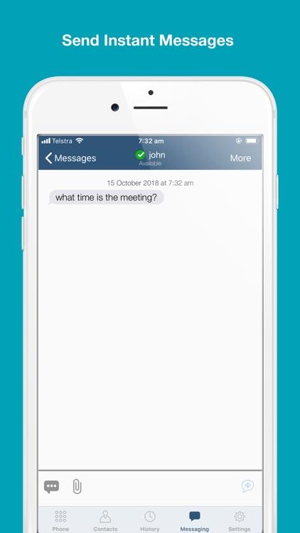 Vonex Phone screenshot-3