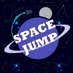 Space Jump - Fly in space