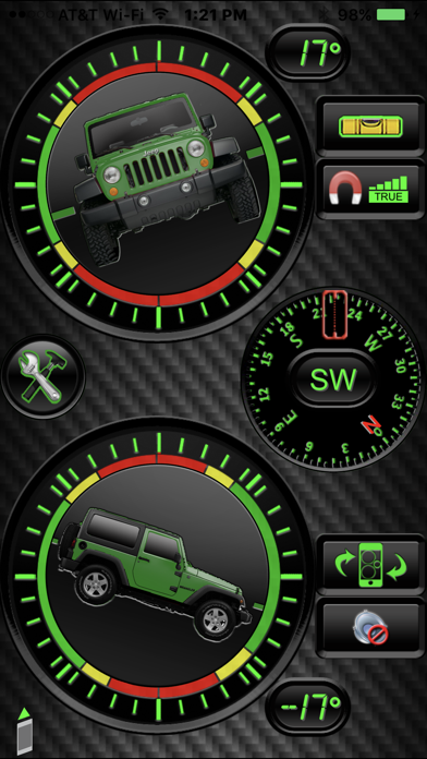 Vehicle Clinometerのおすすめ画像1