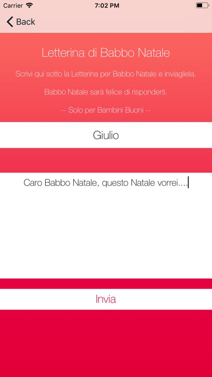 Natale - Lista Regali screenshot-3