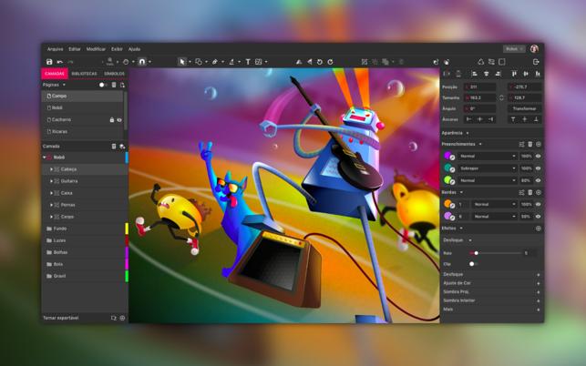 Gravit Designer On The Mac App Store