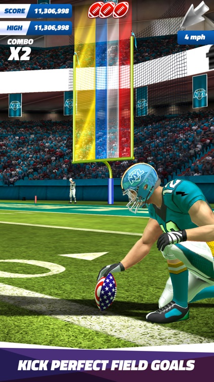 Flick Field Goal 19 screenshot-2