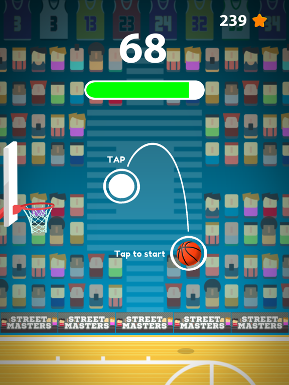 Tap Dunk - Basketball screenshot 6