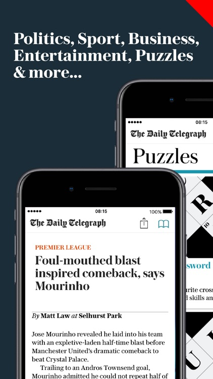 Telegraph Newspaper Edition screenshot-4