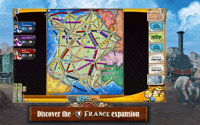 iphone in europe ticket to ride on the mac app 5717