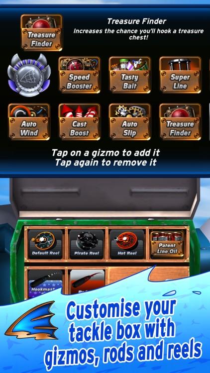 Flick Fishing screenshot-6