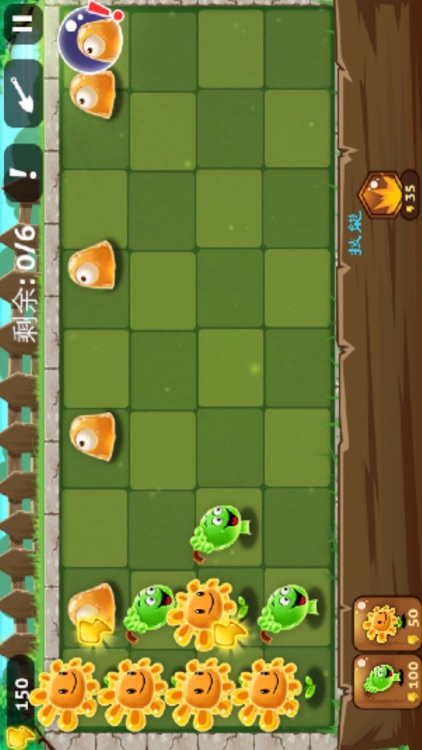 Plants Tower Defense Monsters