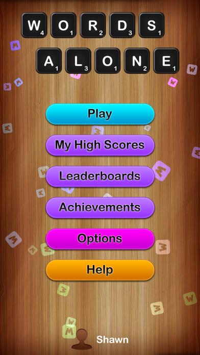 Words Alone screenshot1