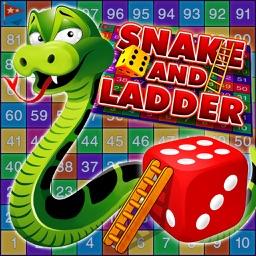 Snake and ladder: Board battle