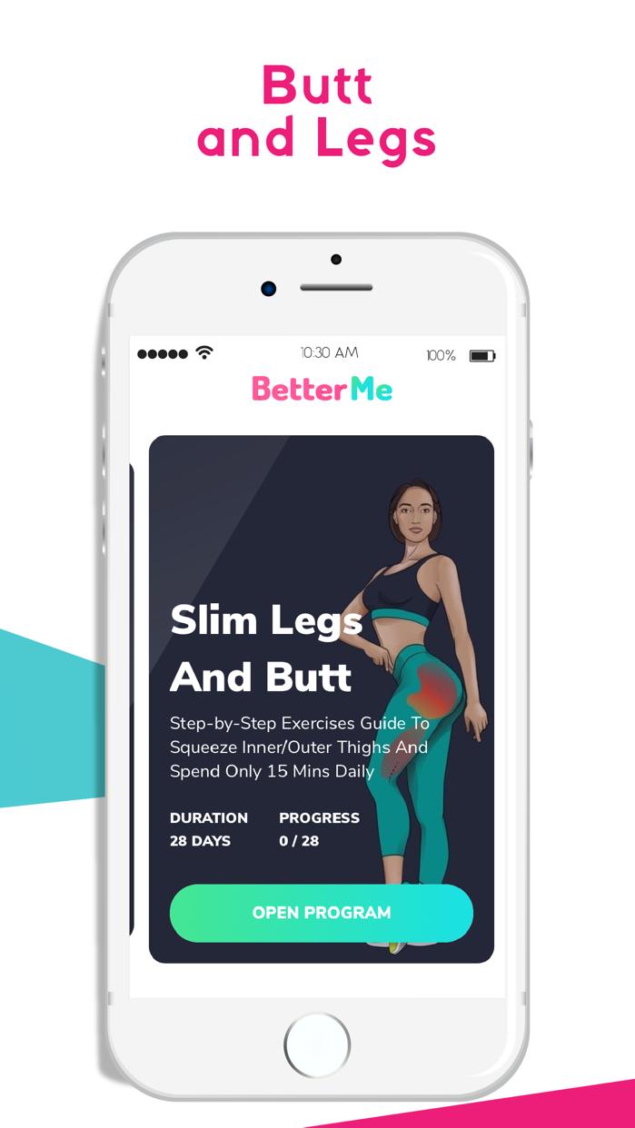BetterMe: Weight Loss Workouts Screenshot