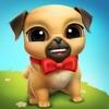 宠物 狗 Louie The Pug - 宠物游戏