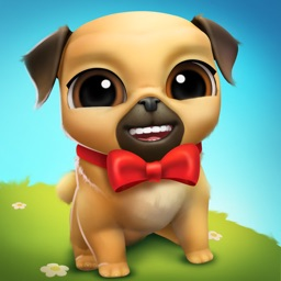 My Virtual Pet Dog: Pug Louie