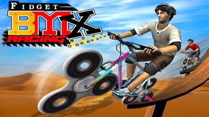 Bmx Fidget Racing - Bike Race screenshot three