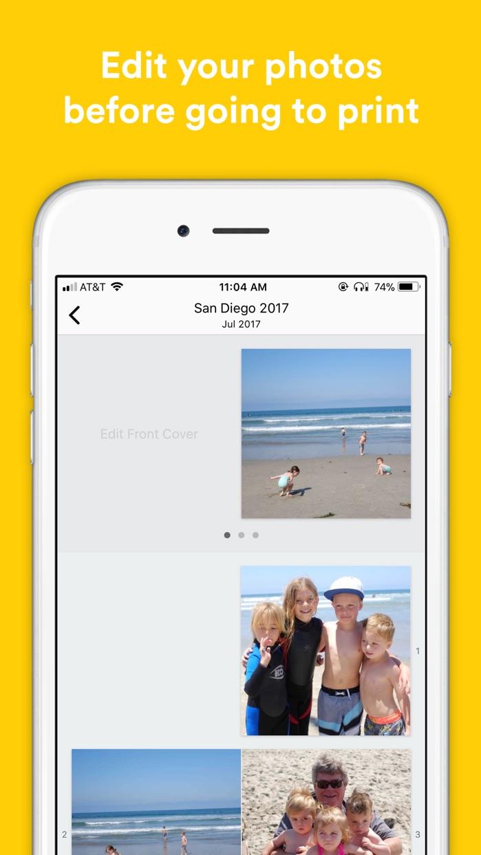 Chatbooks | Photo Books Screenshot