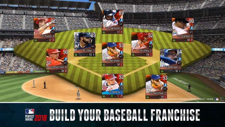 MLB Perfect Inning 2018 screenshot-3